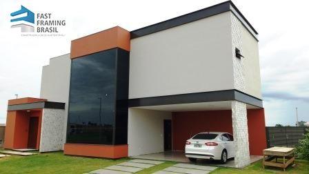 Obra Uberaba - MG casa 375m²