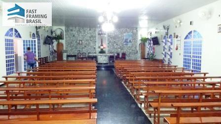 Igreja Abadia Uberaba-MG