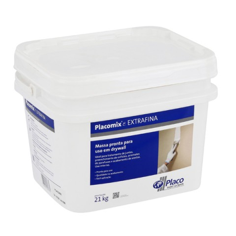 Massa Drywall - Placomix 21KG